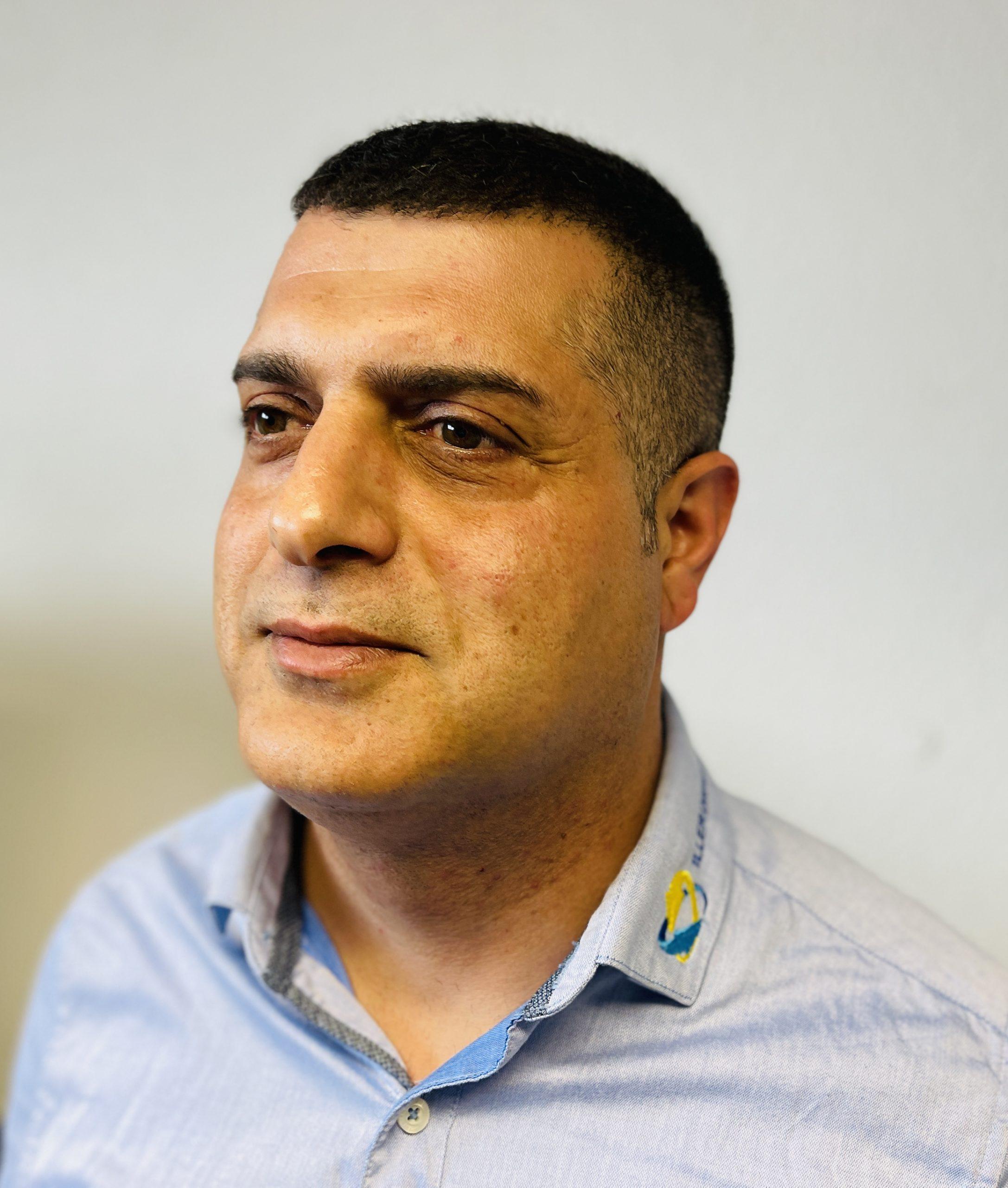 Betriebsleiter Mehmet